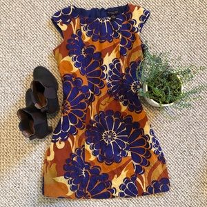 Groovy Style 🍂 Fall-Colored Dress